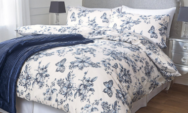 Pretty Jardin Bedding