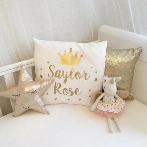 Princess Crown Cushion